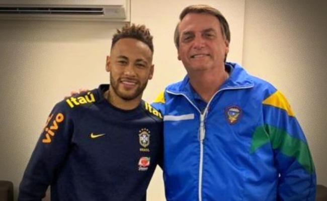 Não vou negar covid-19 nem torcer para Neymar copa américa