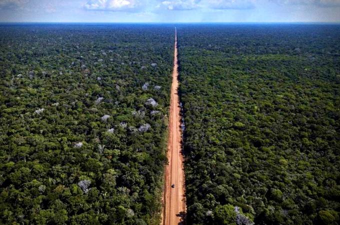 Nova Transamazônica reconstrução BR-319 começa sem estudo impacto ambiental