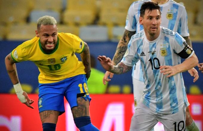 Nova variante covid-19 detectada Copa América Brasil