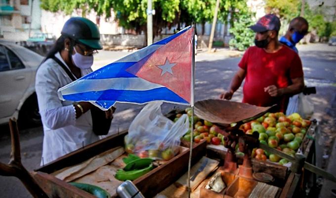 Países Não Alinhados contra Cuba fim bloqueio
