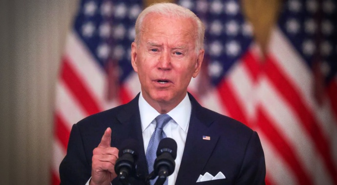 Biden retaliação responsáveis ataques Afeganistão