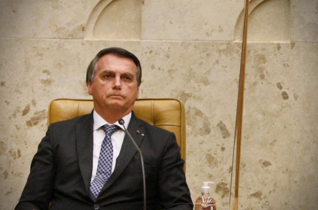 Bolsonaro cima STF novo justiça democracia