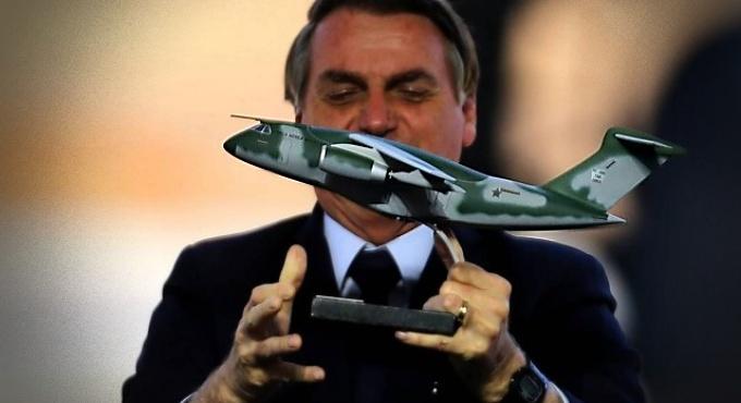 Bolsonaro mandou FAB sobrevoar STF quebrar vidraças ex-ministro Defesa