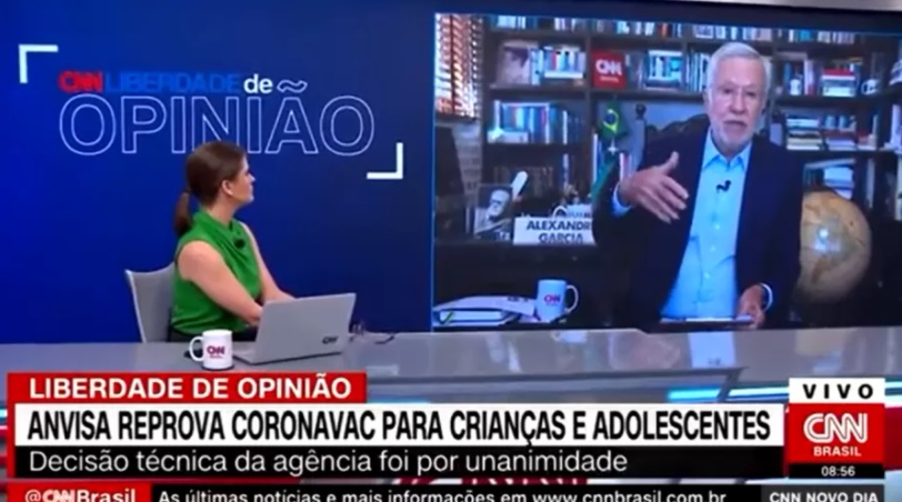 alexandre garcia fake news