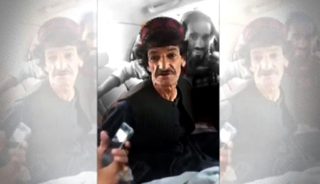 Comediante afegão zomba de talibãs momentos antes de ser executado