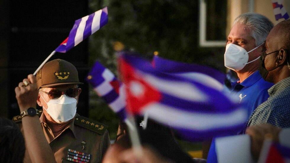 crise Cuba respostas esquerda global