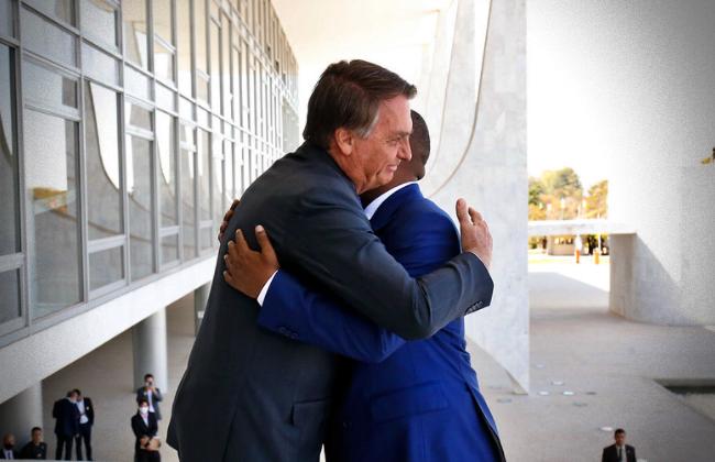 EUA denunciam Sissoco atrocidades de ditador que Bolsonaro chamou irmão