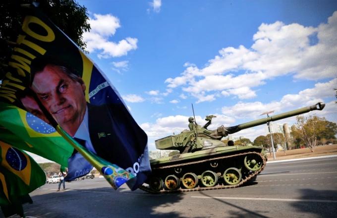 José Dirceu Oposições reagir unidas ameaça Bolsonaro