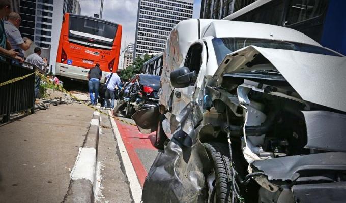 Mulheres causam menos acidentes trânsito são paulo