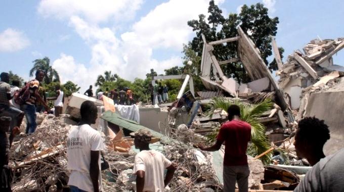 não crise terremoto haiti revolução negra