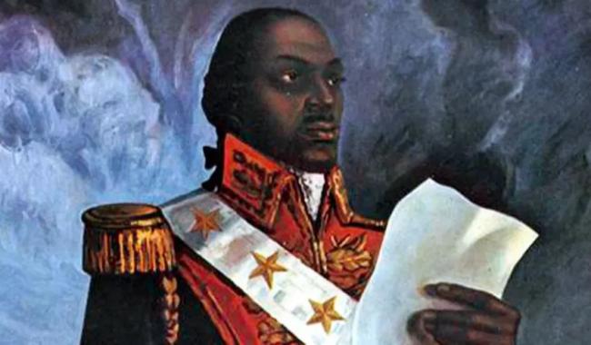 não crise terremoto haiti revolução negra Toussaint L'Ouverture