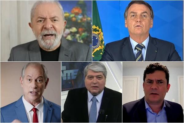 pesquisa para presidente Lula