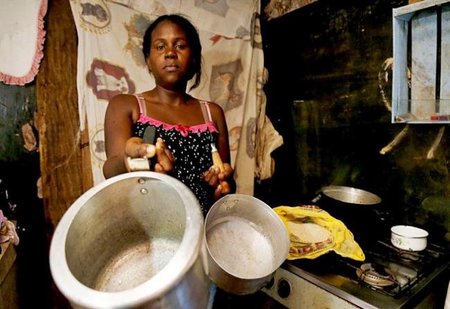 fome aumenta Brasil enquanto agronegócio bate recordes