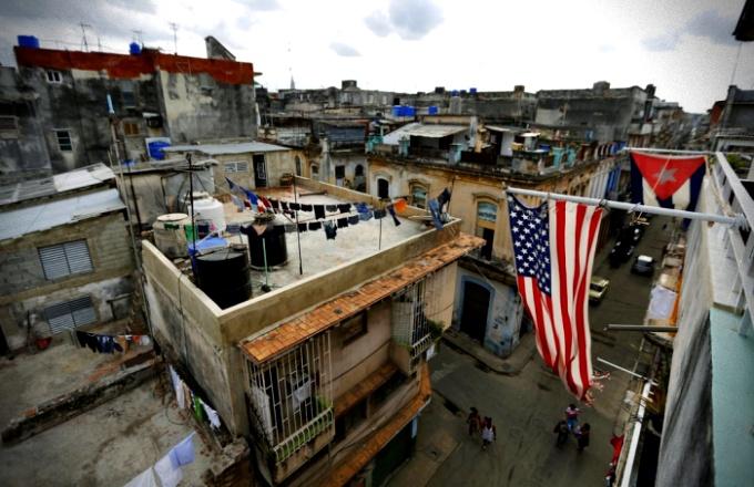 Sanções contra Cuba expõem hipocrisia EUA China