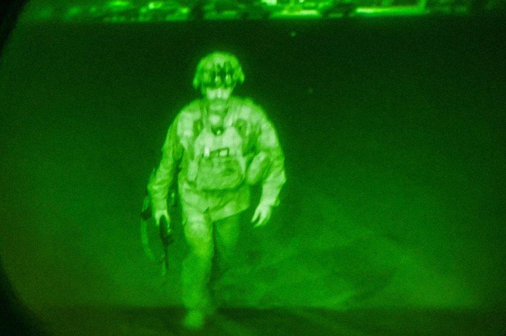 último soldado afeganistão