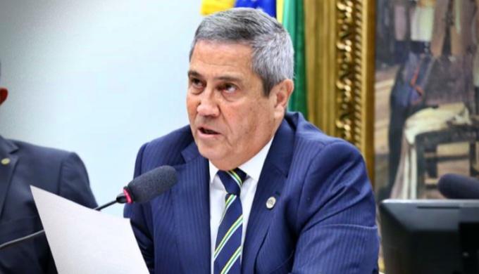 VÍDEO General Braga Netto nunca houve ditadura Brasil