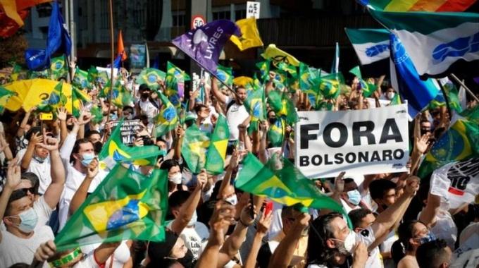 setembro mostra bolsonarismo engoliu MBL congêneres direita ato