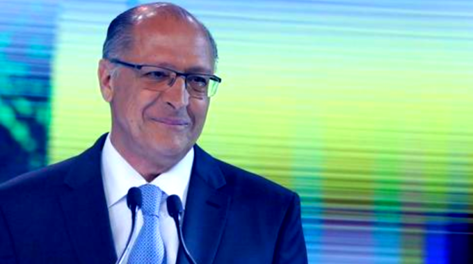 Alckmin lidera disputa governo SP Datafolha