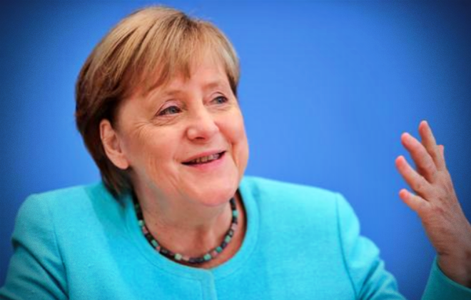 Após anos Merkel deixar poder prestígio alta exterior