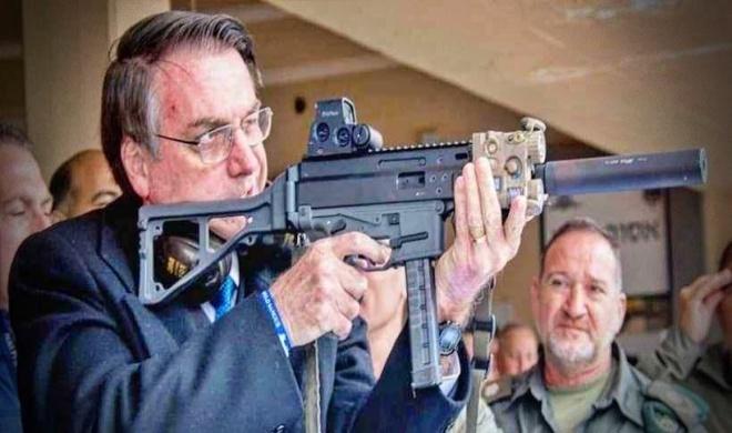 Armas Não preciso governo bolsonaro