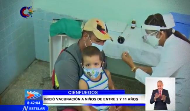 Cuba primeiro país mundo vacinar crianças partir bebê