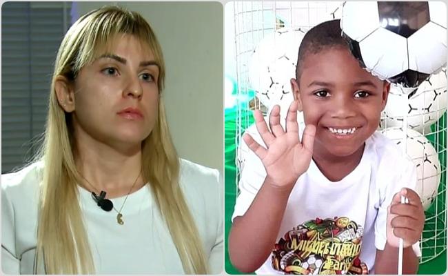 Defesa Sarí Corte Real culpar Miguel própria morte Criança traquina