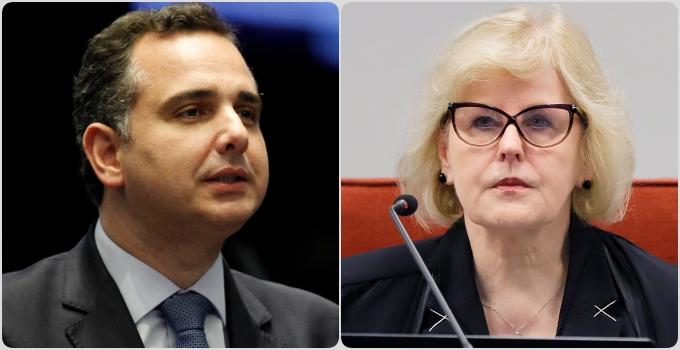 derrota dupla Bolsonaro Pacheco e Rosa derrubam MP fake news