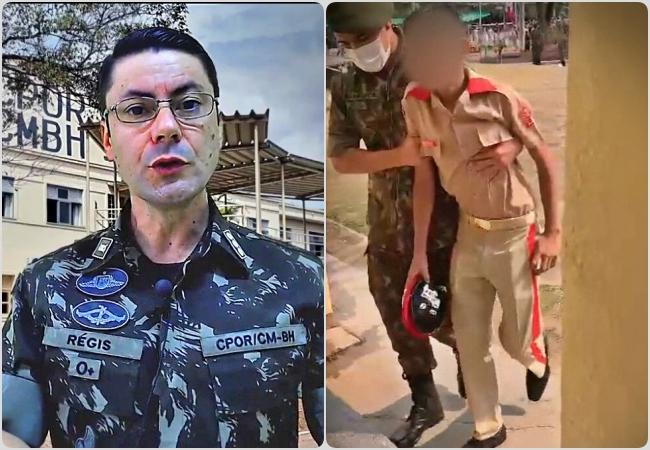 Diretor Colégio Militar submeteu alunos maus-tratos recepção Braga Netto