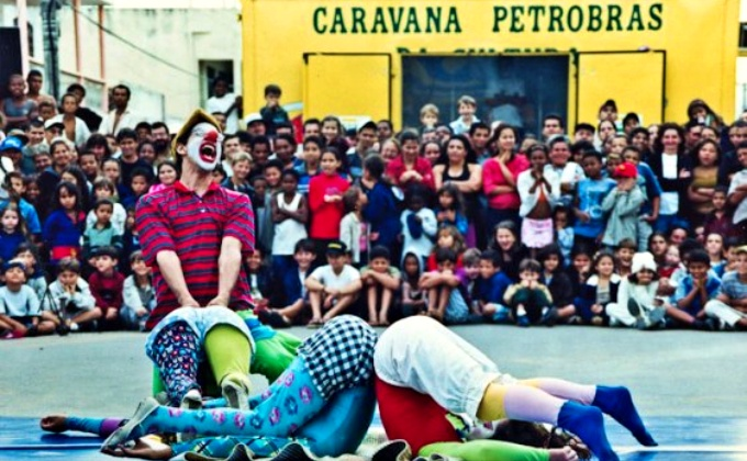 Investimento cultural Petrobrás pior últimos anos governo bolsonaro