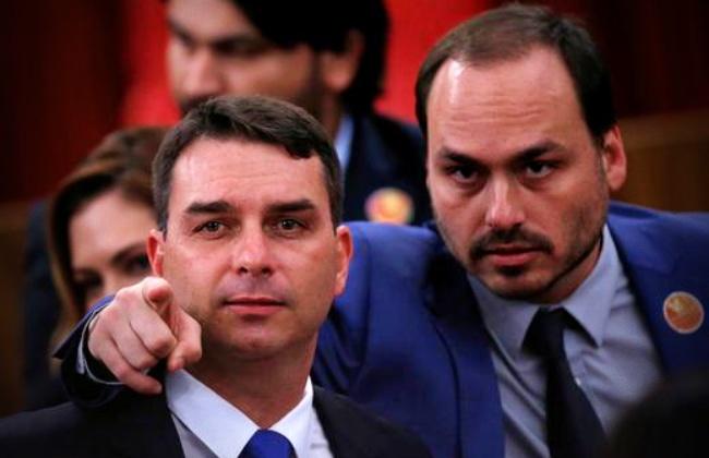 Justiça quebra sigilos bancário e fiscal de Carlos Bolsonaro