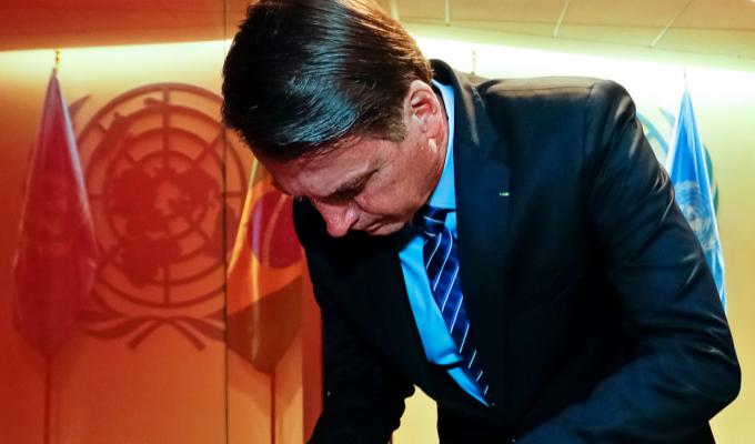 ONU exigirá comprovante vacinação Assembleia Geral Bolsonaro participantes