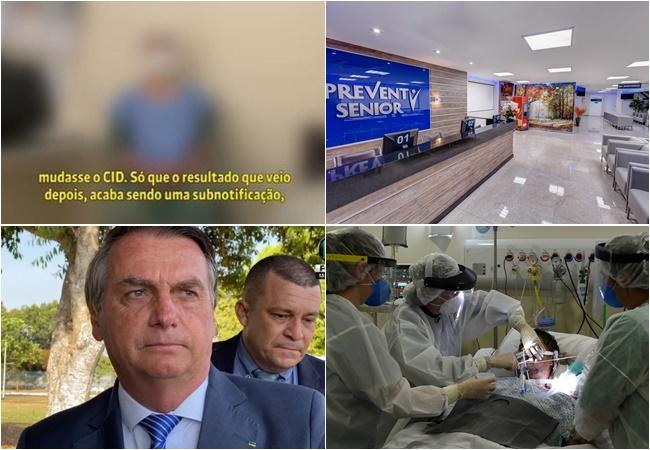 prevent senior cloroquina covid mortes