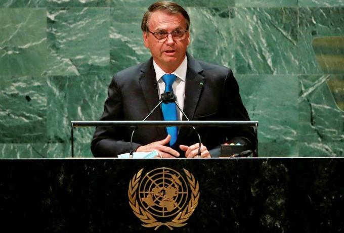 íntegra do discurso de Jair Bolsonaro onu eua nova york