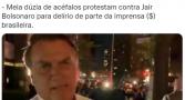 video-bolsonaro-reclamando-de-manifestantes-em-ny
