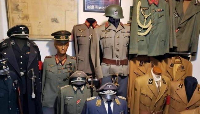 Acusado estuprar criança anos coleção materiais nazistas rio de janeiro
