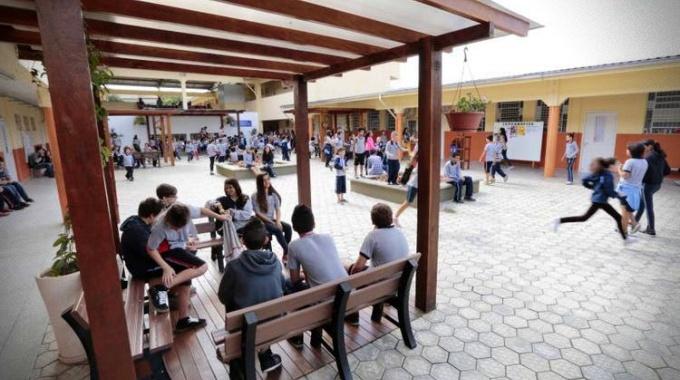 Escola espaço práticas socialização ética respeito