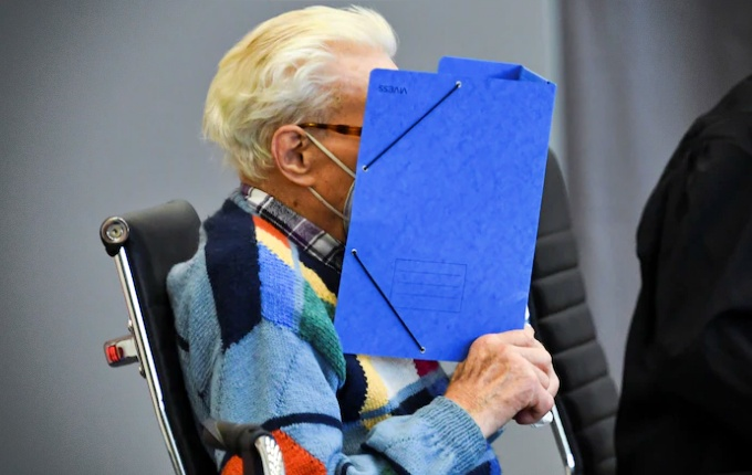 Ex-agente nazista anos tenta fugir julgamento encontrada