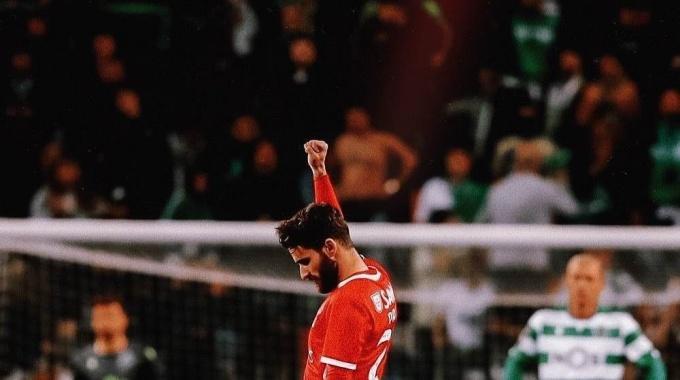 Lesão Rafa Silva afastado seleção portuguesa futebol