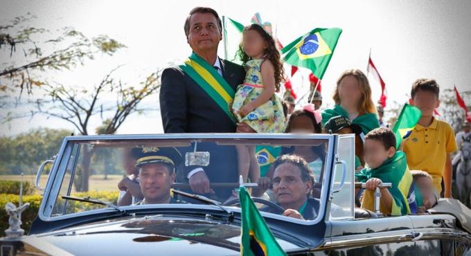 Nelson Piquet paparica Bolsonaro não perder negócio governo federal