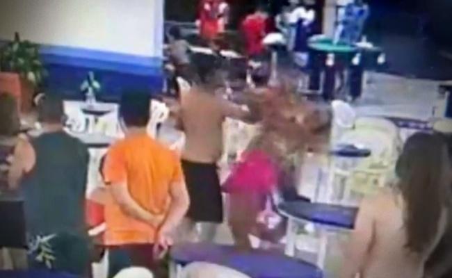 advogado espancou empresária por causa colete salva-vidas São Paulo